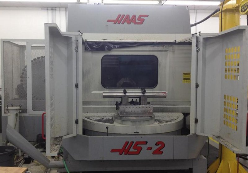 Horizontal Twin Pallet Machining Centre
